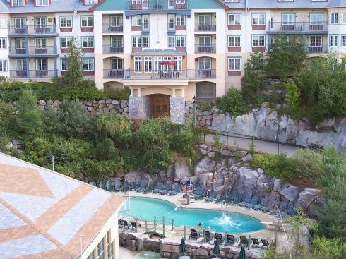 Tremblant resort