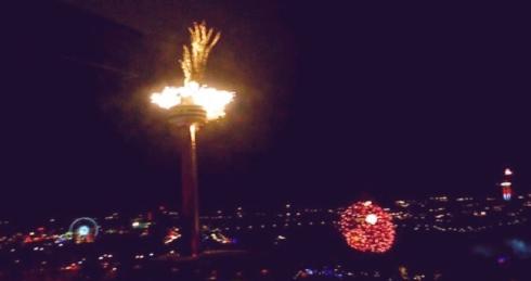 fireworks N Falls