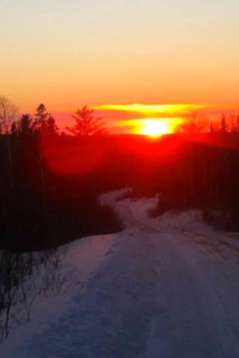 Road in North Bay