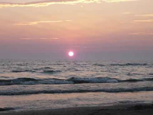 Sauble Sunset
