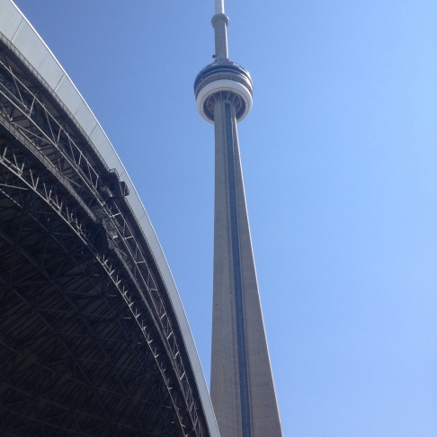 in rogers centre