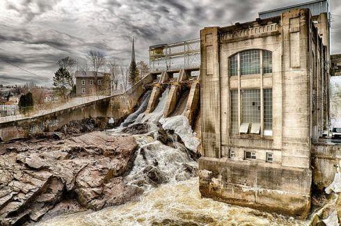 barrage de la rue price