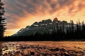 Castle Mountain, Alberta Carrie Servos